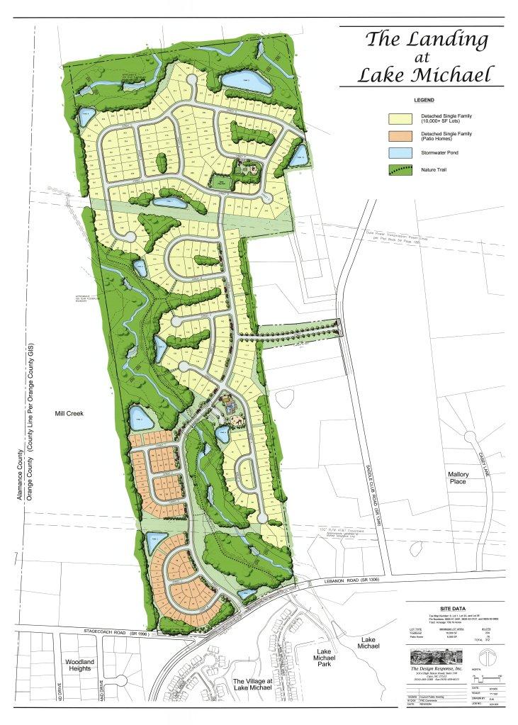 LLM - Site Plan 10-28-05